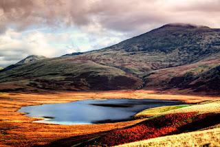 Burnmoor Tarn, Eskdale Fell
