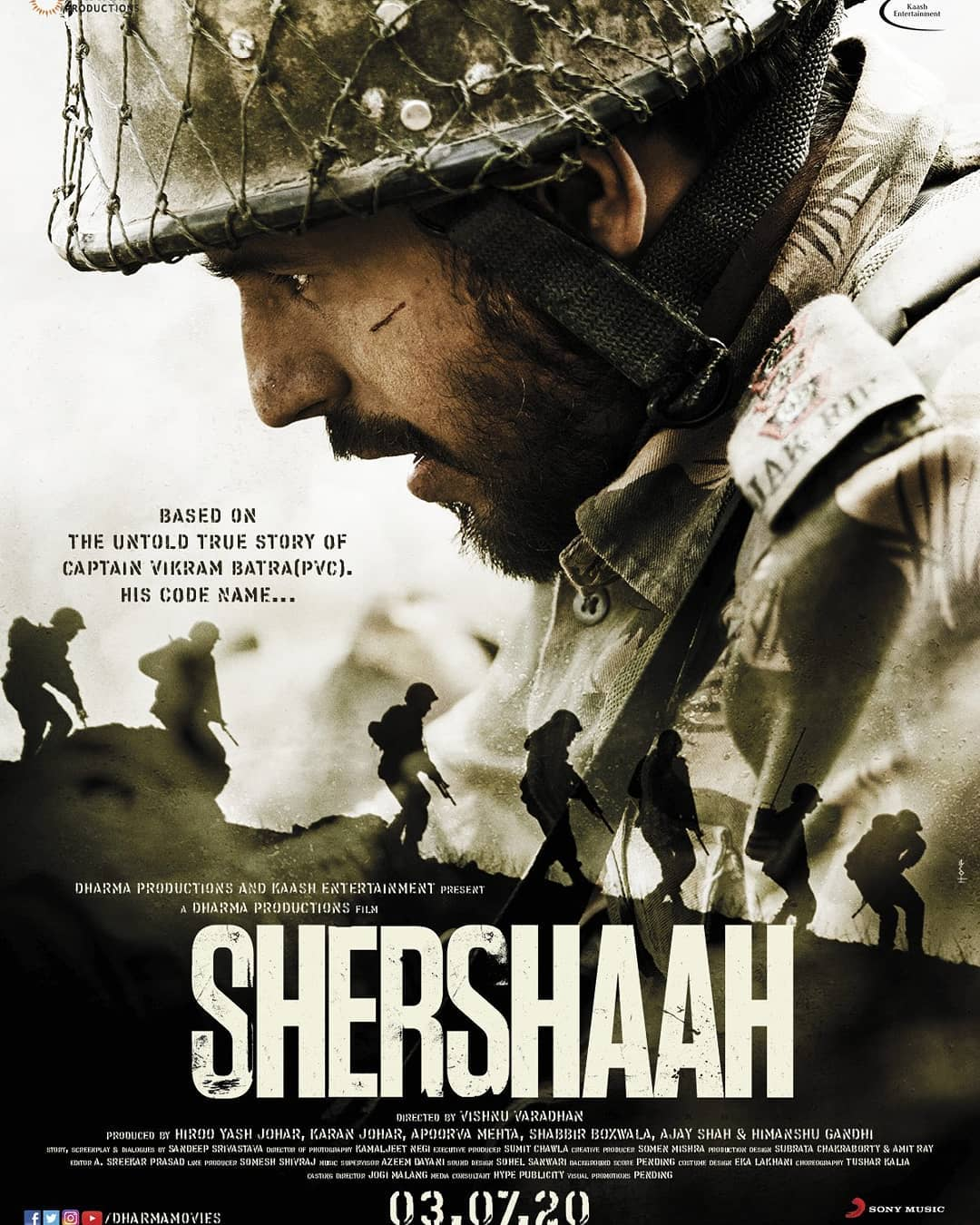 Shershaah Full Movie watchOnline