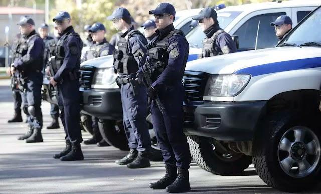 Ο νέος κανονισμός για τα διακριτικά στις στολές των αστυνομικών-Δείτε το ΦΕΚ