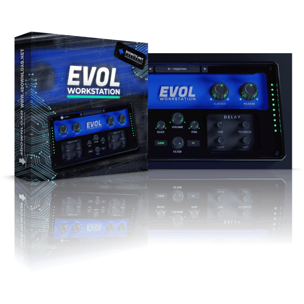 Digikitz EVOL Workstation v1.0.0 Full version