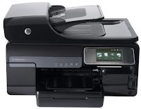 Descarga de controlador HP Officejet Pro 8500