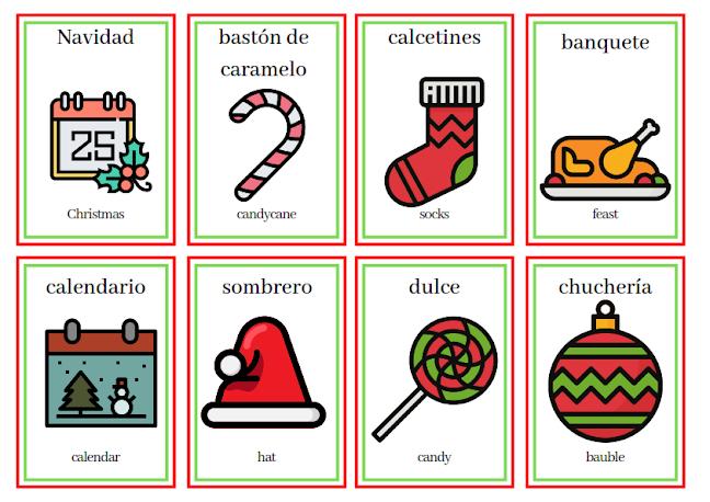 merry Christmas in Spanish