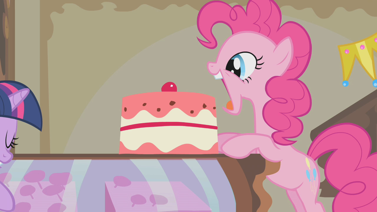 My Little Pony Miss Cake S Pussy