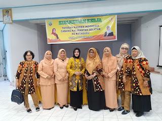 Yayasan Kangker Indonesia Gandeng Dinas Kesehatan Kotabaru Sosialisasikan Penyakit Kangker