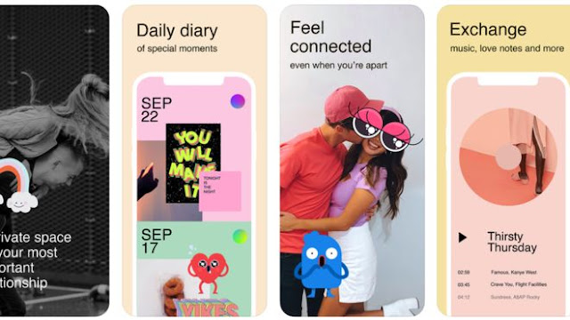 Facebook releases a messaging app for couples only