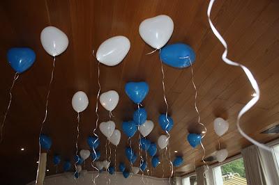 Luftballons, Trachtenhochzeit in den Bergen von Bayern, Riessersee Hotel Garmisch-Partenkirchen, Wedding in Bavaria