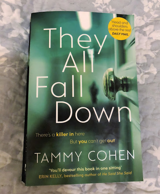 Book Review: They All Fall Down by Tammy Cohen