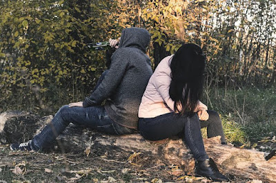 Effects of relationship with negative partner