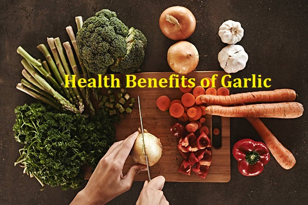 Health Benefits of Garlick: The health benefits of garlic are countless. Garlic has an intriguing history as well as a wonderful flavor. In the past, this pungent herb was used to treat many ailments from hangovers to typhoid; and of course, let's not forget the occasional vampire. Garlic, however, attracted much attention in the early 1980's when it was linked to the 'French Paradox'. The 'French Paradox' includes the consumption of garlic, olive oil, and wine – a more relaxed approach to eating. It seems that many Europeans who consume diets high in fat and animal protein also enjoy low levels of heart disease.