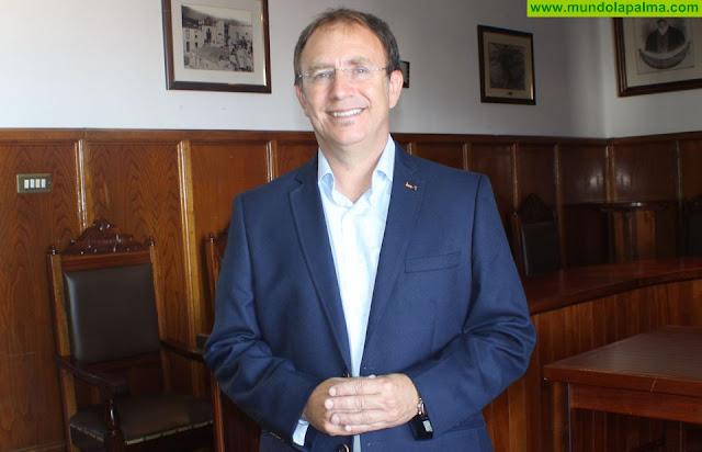 """Sergio Rodríguez: """"Me preocupa enormemente el informe del interventor del Cabildo, que es quien debe avalar que todo se ha hecho conforme al decreto del FDCAN"""""""