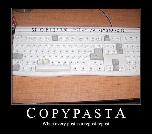 Copypasta Memes