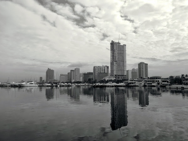 Out of the Island: Manila