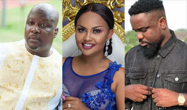 Kwame Sefa Kayi Nana Ama McBrown Sarkodie