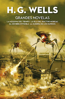 H.G. Wells. Grandes Novelas