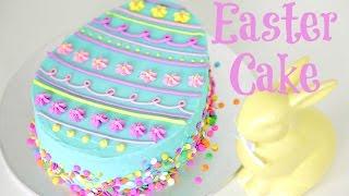 Easter Egg Cake Decorating – CAKE STYLE