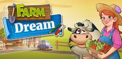 FARM DREAM – VILLAGE FARMING SIM (MOD, FREE SHOPPING) APK DOWNLOAD