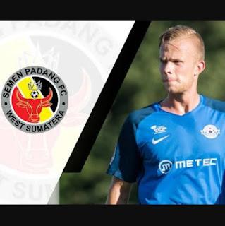 Semen Padang FC Didenda FIFA Rp 300 Juta, Terkait Sengketa dengan Tristan Koskor