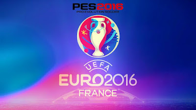 PES 2016 Euro 2016 startscreen ( HD ) by Pes2016screen