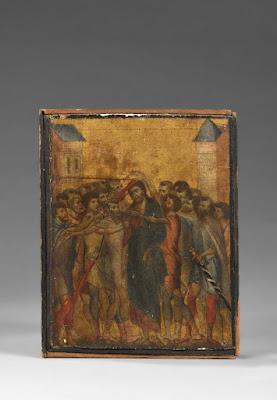 «Ξεχασμένος» πίνακας του Τσιμαμπούε πουλήθηκε πάνω από 24 εκατ. ευρώ