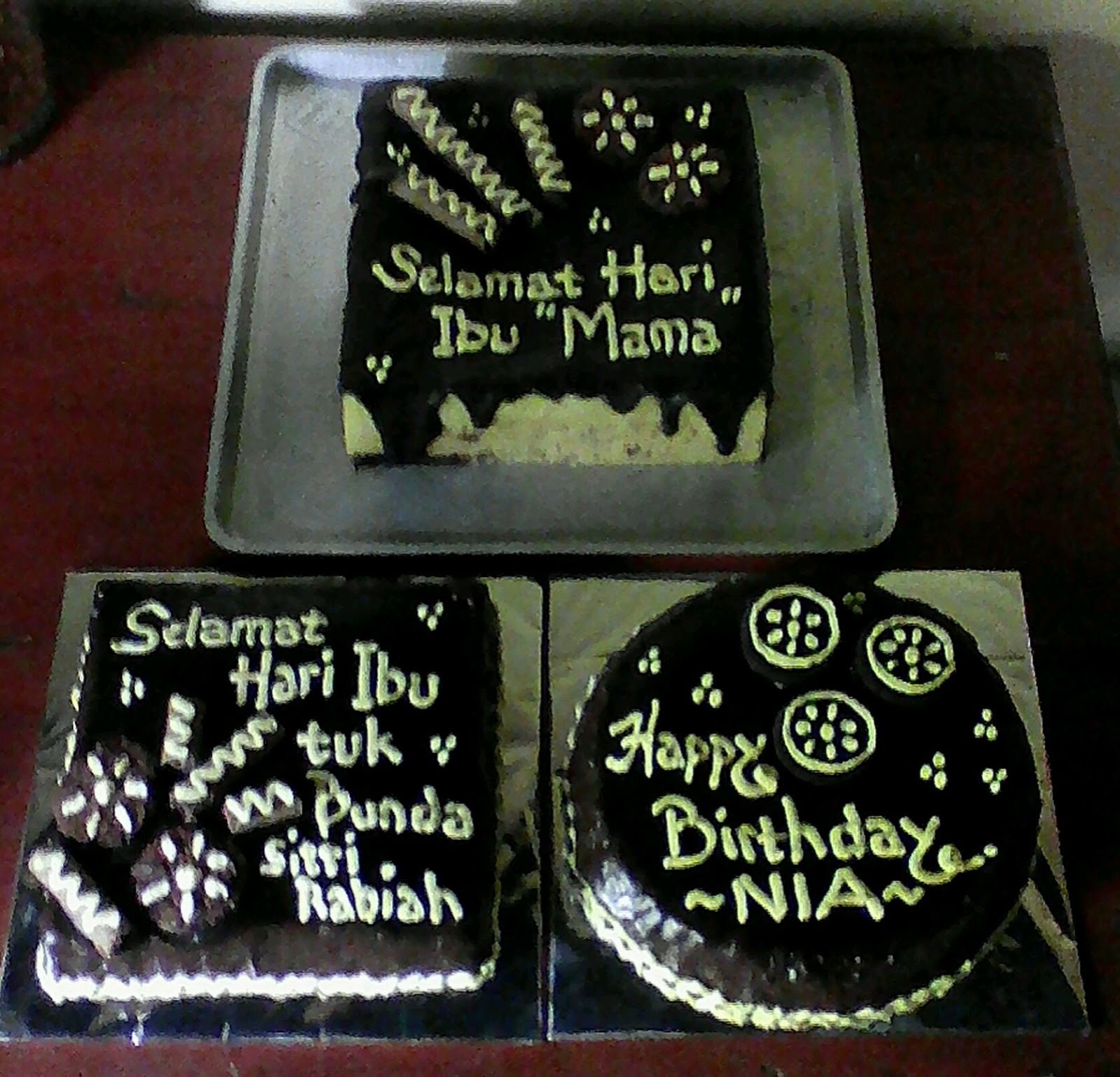 Jualan Kue Ulang Tahun 11 Dan Kue Hari Ibu