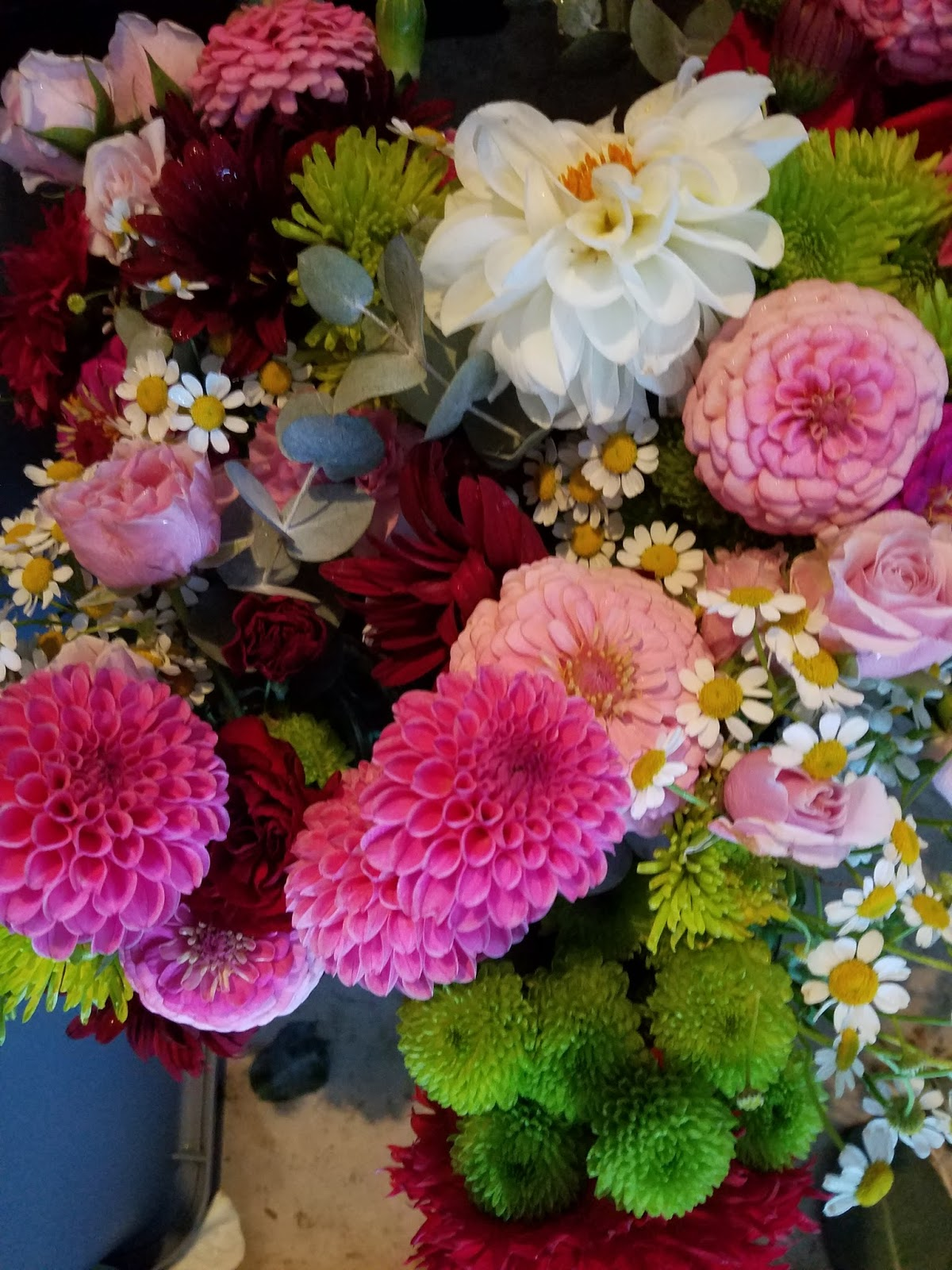 Windmill Farm: Another Wedding; Pumpkin/Flower Arranging Class-All ...