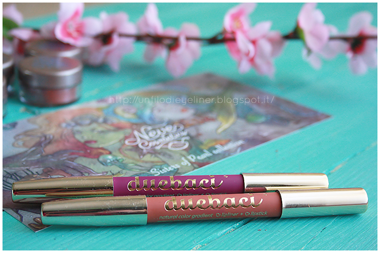 Preview & Swatch: Sisters of Pearl - Neve Cosmetics