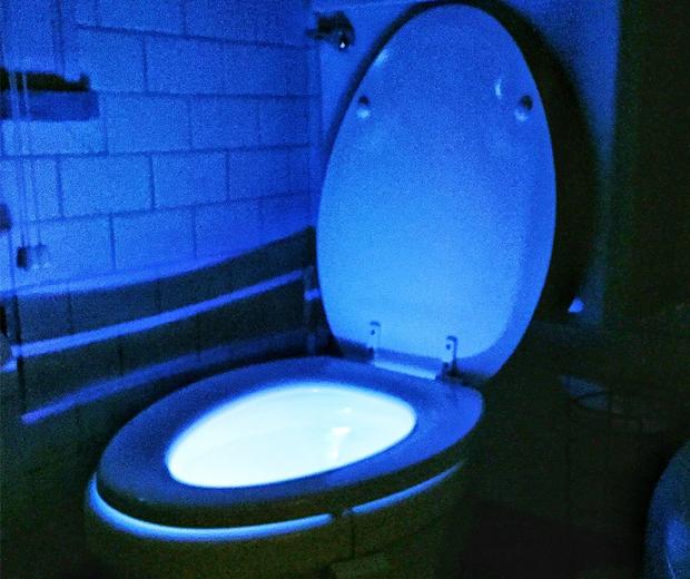 Illumibowl Toilet Light