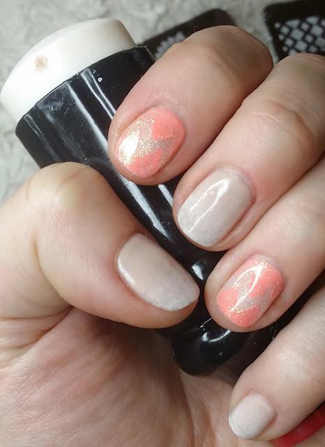 stemple paznokcie aliexpress płytki wzorki manicrue nails stamp