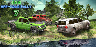 4×4 Off-Road Rally 7 (MOD, Unlimited Money) APK Download