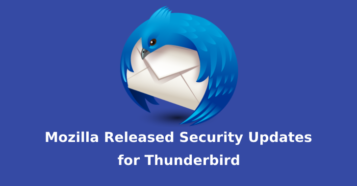 Mozilla Thunderbird  - Mozilla 2BThunderbird - Mozilla Released Security Updates for Thunderbird