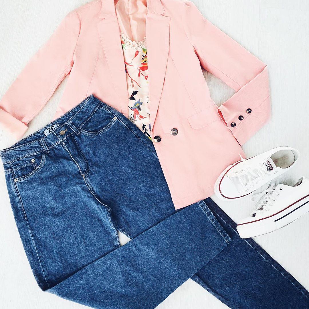 Moda jeans primavera verano 2020.