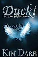 Duck!   Avian shifters #1   Kim Dare