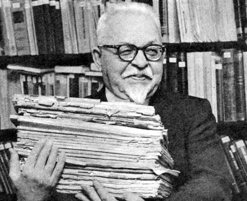Майже два десятиліття Іван Огієнко працював над перекладом Біблії українською мовою