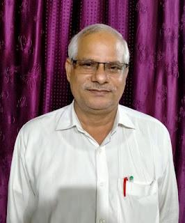 #JaunpurLive : आदर्श शिक्षक रहे प्रकाश शर्मा सेवानिवृत्त
