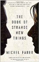 cover: book of strange new things