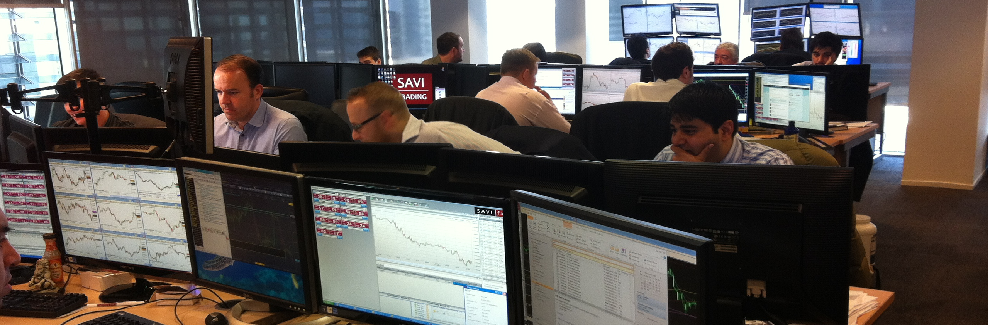 Forex proprietary trading firms london