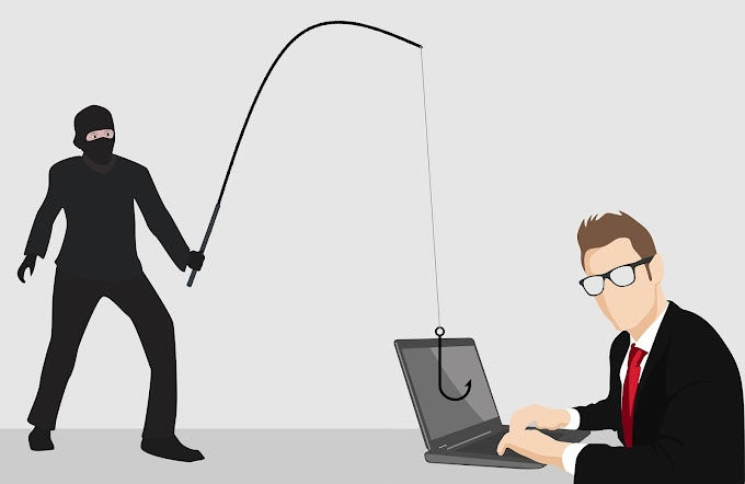 What is phishing - save yourself from online fraud