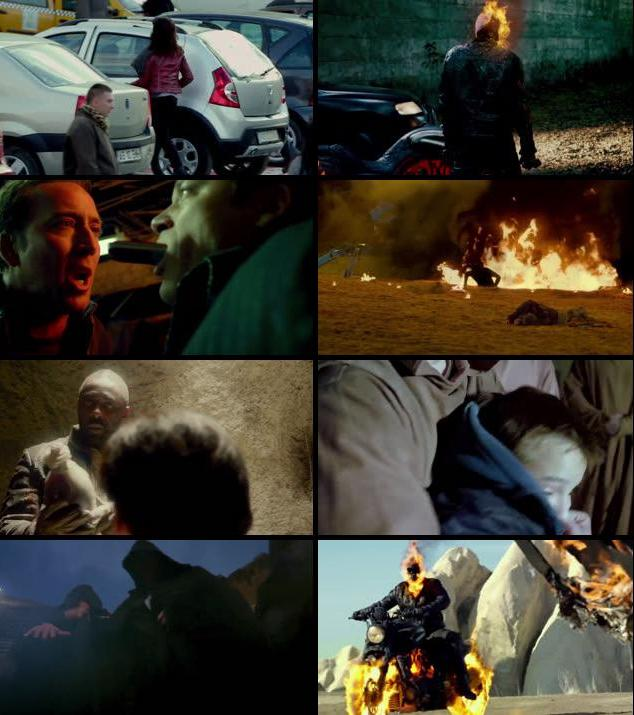 Ghost Rider Spirit of Vengeance 2011 Dual Audio Hindi 480p BRRip