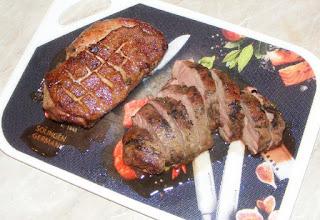 Piept de rata gatit in sange retete culinare,