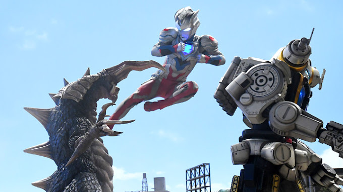 Ultraman Z Episode 21 Subtitle Indonesia