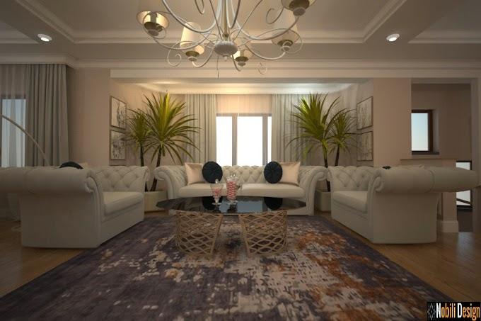 Idei utile pentru amenajarea unei case Moderne