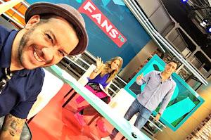 Somos fans, programa deportivo de Canal 5, Televisa 2016 | Ximinia