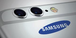 Samsung Galaxy S7 Dual Cameras
