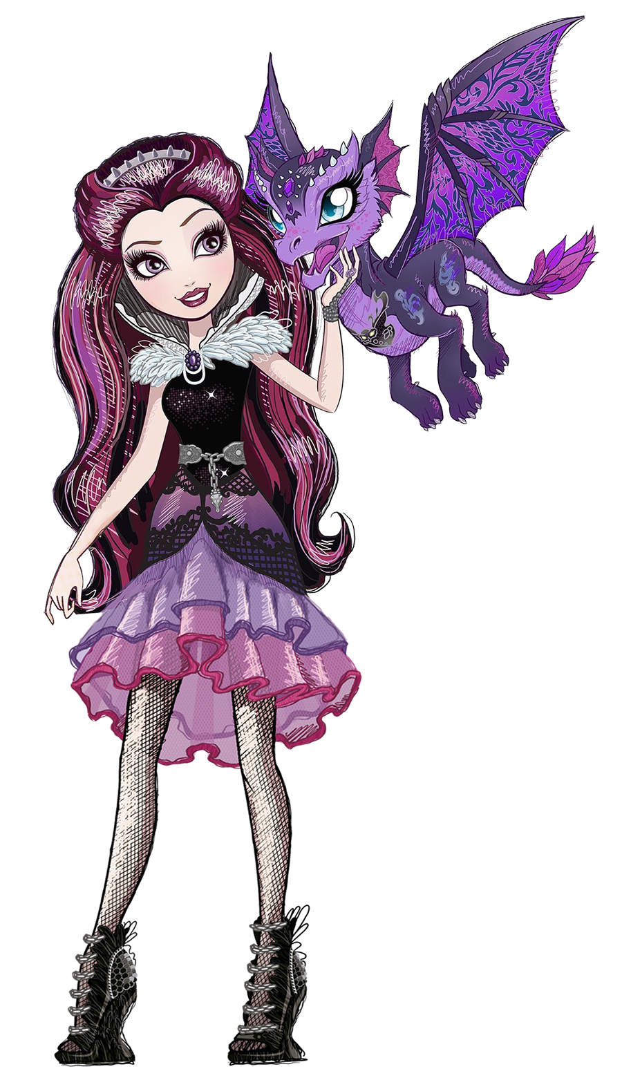 It's just a graphic of Clean Fotos De Ever After High
