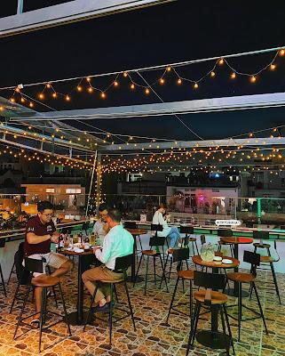 Mint Lounge Rooftop quận 10 navivu.com