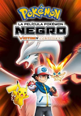 Pokémon Negro Victini Y Reshiram