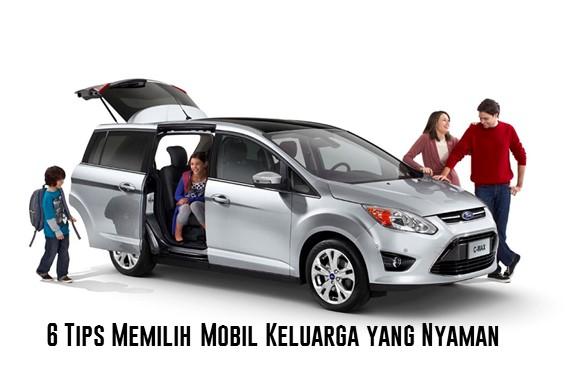 Tips Memilih Mobil Keluarga