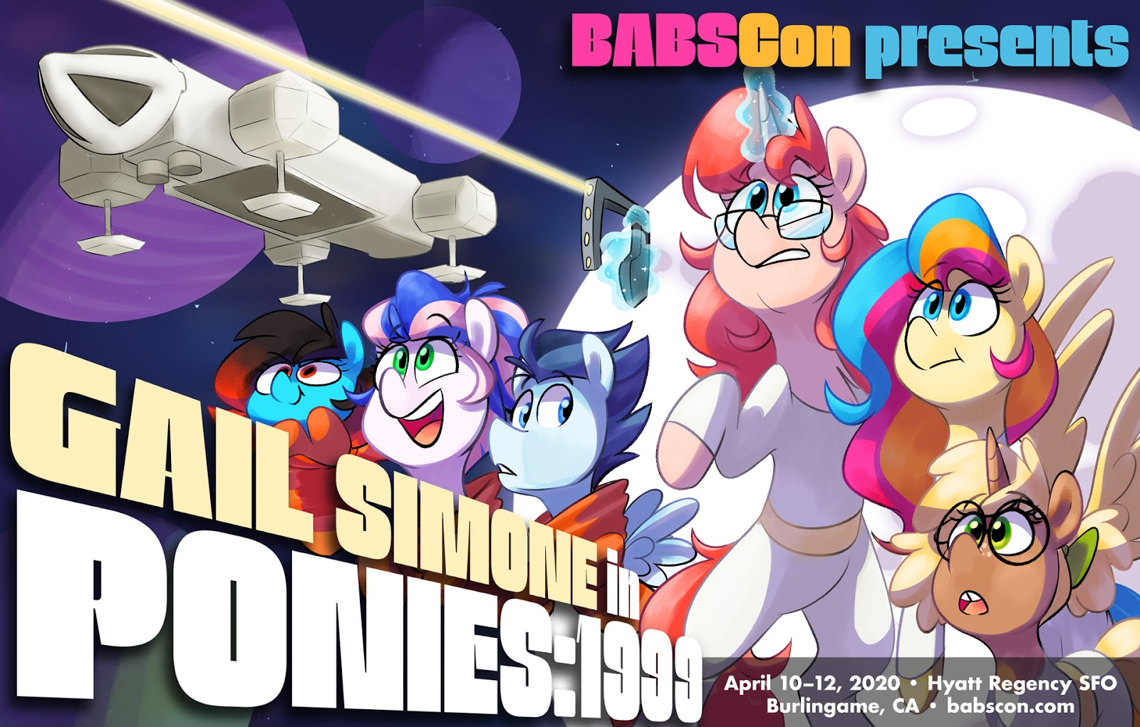 My Little Pony Convention List 2020.Equestria Daily Mlp Stuff Babscon 2020 Blasts Off With