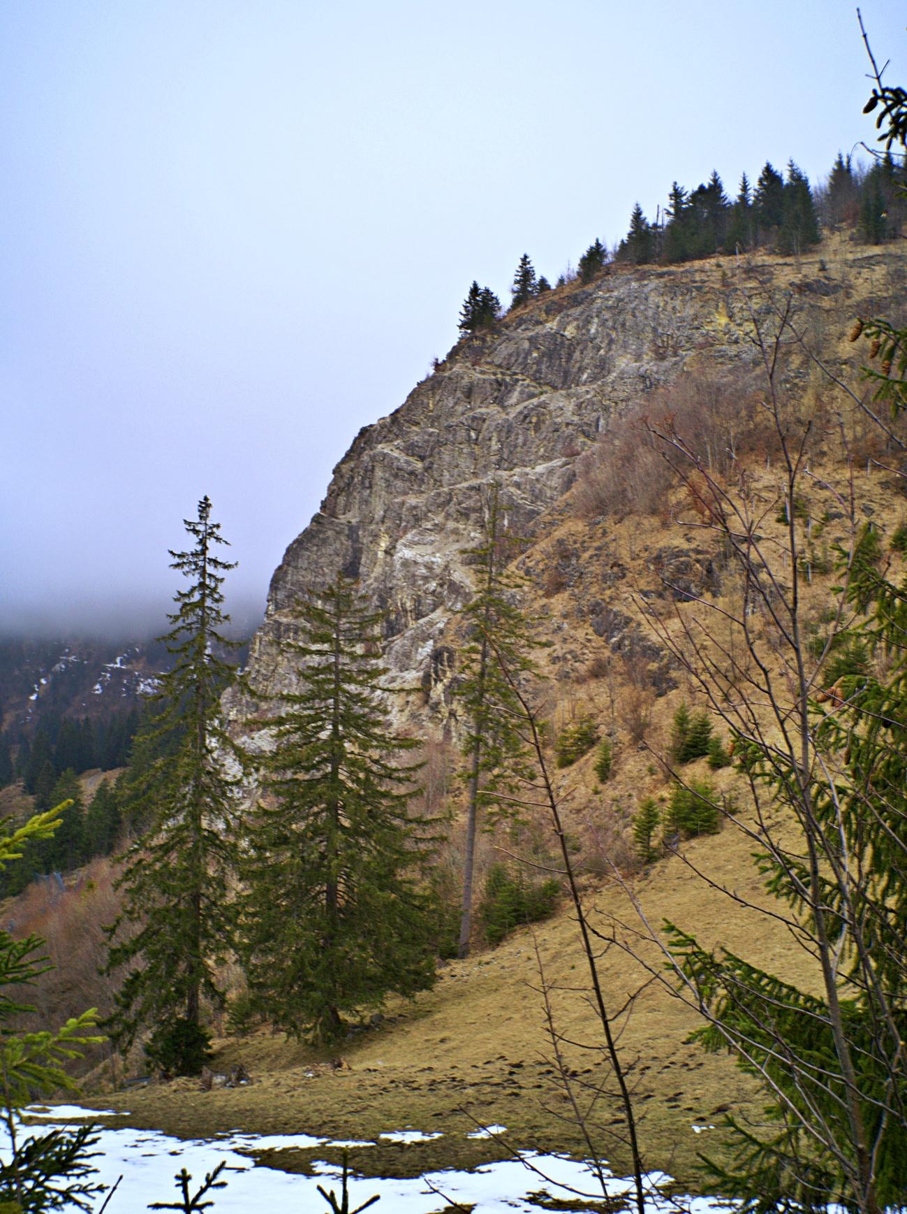 Jochpass - Aussichtspunkt Kanzel