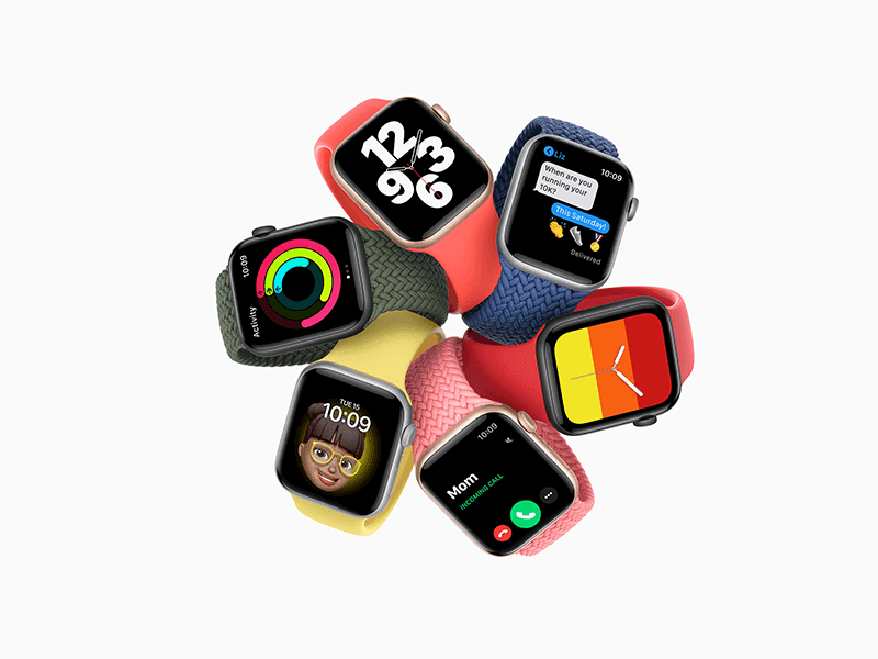 Apple Watch Series 6 and Watch SE priced in the Philippines!